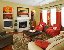 family room lighting pretty oriental rug combined with red brown family room furniture decorating idea plus amazing family room lighting ideas