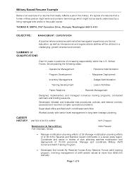 ses resume 11 sample federal resume cover letter 5 sample resume resume writing tips military exles military cover letters