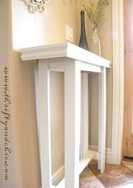 console tables consoles and how to decorate on pinterest cheap entryway furniture