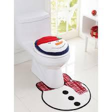 photos christmas bathroom rugs