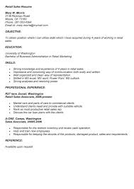 retail sales resume sales sales lewesmr sample resume retail sales resume exle example resume for retail