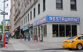 Seinfeld Restaurant NY Movie Tour