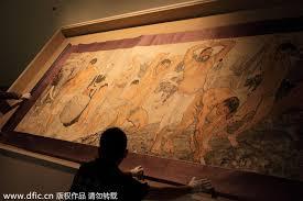 Exhibition showcases <b>master painters</b>[1]- Chinadaily.com.cn