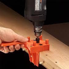 Online Shop <b>ALLSOME</b> Woodworking Dowel Jig Set Wood Dowel ...