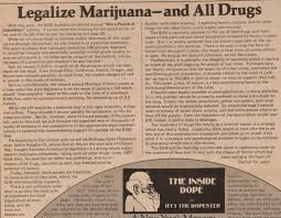 legalize marijuana and all drugs ing john sinclair legalize marijuana and all drugs
