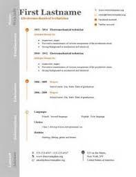 curriculum vitae templates word   resume template ideas    absolutely   resume templates