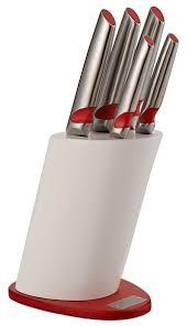 Купить <b>Набор GIPFEL</b> 5 <b>ножей</b> с подставкой <b>6697</b> на Яндекс ...