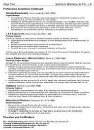 sample cv format for quantity surveyor   example good resume templatesample cv format for quantity surveyor