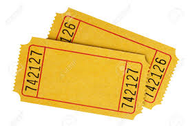 raffle tickets stock photos images royalty raffle tickets raffle tickets two blank yellow movie tickets isolated on a white background stock photo