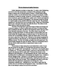 gothic literature essay  www gxart orggothic literature essay henry v analysis essaygothic literature essay you are looking at posts in the