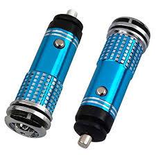 12v car fresh air ion purifier universal auto humidifier anion ionic oxygen bar ozone ionizer cleaner interior