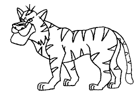 Small Picture jungle animals coloring pages coloringpagesabc 532703 Coloring