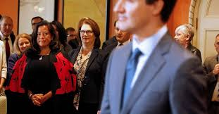 Justin Trudeau's Feminist <b>Brand</b> Is Imploding
