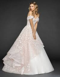 <b>Off The Shoulder</b> Floral Embroidered <b>Ball</b> Gown Wedding Dress ...