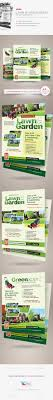 lawn landscaping flyer templates by kinzi graphicriver lawn landscaping flyer templates corporate flyers