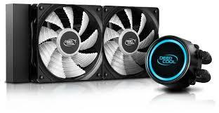 Система <b>водяного охлаждения</b> для процессора <b>Deepcool</b> ...