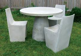 bitner hive cement furniture