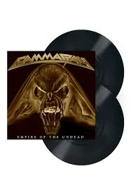 <b>Gamma Ray</b> - <b>Empire</b> Of The Undead - 2 LP - Official Power Metal ...