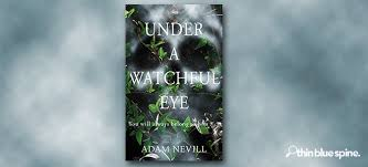 Image result for ADAM NEVILL BOOK LAUNCH UNDER A WATCHFUL EYE