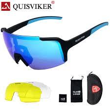 <b>QUISVIKER</b> BRAND 2019 <b>NEW 3</b> Lenses Set Sports Glasses Top ...