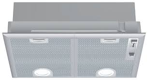Встраиваемая <b>вытяжка Bosch DHL</b> 545 S 53 IX