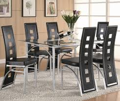 Contemporary Black Dining Room Sets Dining Table Contemporary Designs Pinterest Room Finest Design