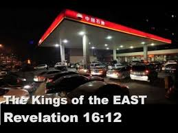 Image result for king of the east bible