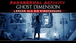 Image result for paranormal activity ghost dimension