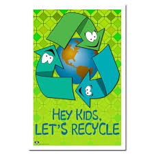 Resultado de imagen de recycling posters