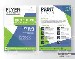 multipurpose corporate business flyer layout template stock vector multipurpose corporate business flyer layout template royalty stock vector art