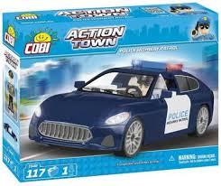 <b>Конструктор COBI</b> Полицейская <b>патрульная</b> машина 1548