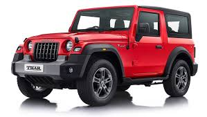 New Mahindra Thar 2021 detailed: <b>India's</b> Jeep Wrangler-<b>style</b> off ...