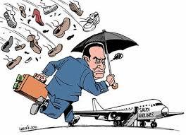 Image result for دیکتاتورهای عرب در حال سقوط