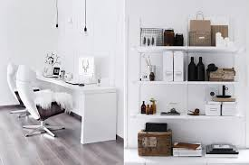 home decor inspiration office saraelman black white home office inspiration