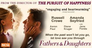Image result for fathers and daughters movie