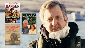THE HEART-WRENCHING true story of how legendary TV reporter Michael Nicholson smuggled an orphan out of war-ravaged Sarajevo is being released as an ebook ... - nicholsonpromo
