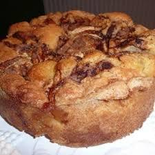 Whole Apple Cake