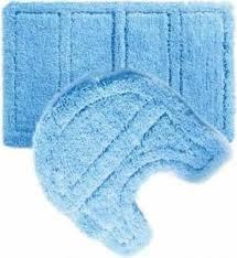 <b>Набор ковриков</b> для ванной комнаты <b>IDDIS</b> Blue <b>Landscape</b> ...