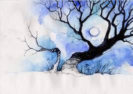 Резултат слика за дерево рисунок