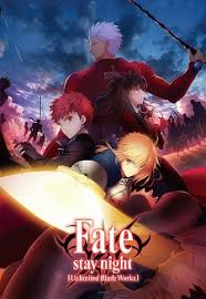 Fate/Stay Night Unlimited Blade Works Online Dublado