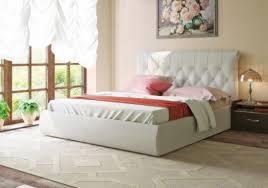 """<b>Интерьерная кровать</b> с подъемным механизмом """"Тиффани"""""""