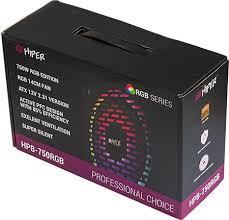 Обзор и тестирование <b>блока питания HIPER</b> HPB-750RGB