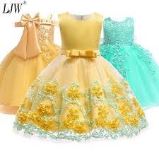 <b>2019 Kids Tutu Birthday</b> Princess Party Dress for Girls Infant Lace ...