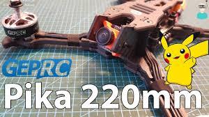 <b>GEPRC Pika 220mm</b> - Full Review - YouTube