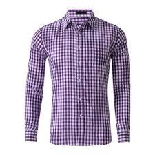 China <b>Hot sale</b> stylish grid casual <b>cotton</b> long sleeve plaid <b>men's</b> ...