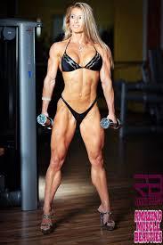 Maria Garcia | Bodybuildsters \u0026amp; Gespierde Vrouwen - maria-jose-garcia-spaanse-musclebabe-5