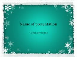 holiday presentation template net winter powerpoint template for presentation templates holiday decoration
