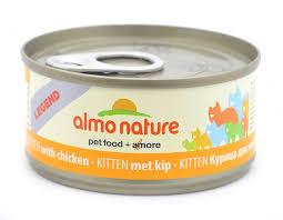 <b>Консервы</b> (банка) <b>Almo Nature Legend</b> Kitten Chicken