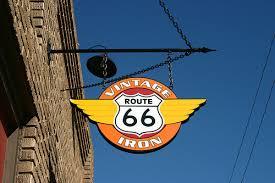 Route 66 <b>Vintage Iron</b>