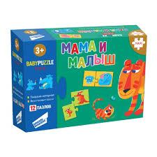 Игра детская настольная <b>Dream Makers</b> Мама и малыш RI1803 ...